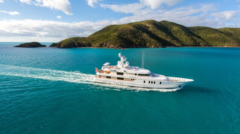 Hanikon yacht for Charter