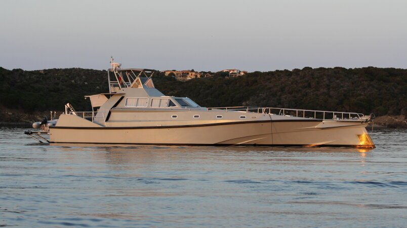 Enmer Luxury Super Yacht For Sale
