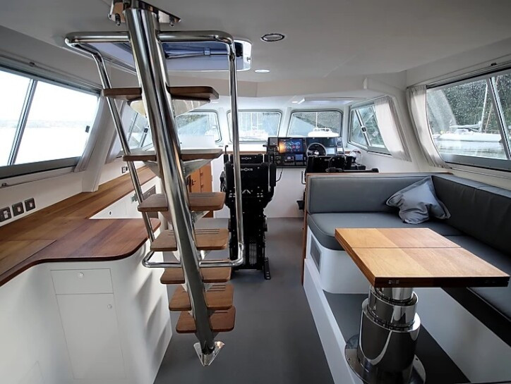 Enmer yacht for sale