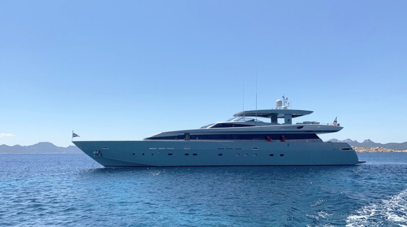 4US Luxury Super Yacht For Sale