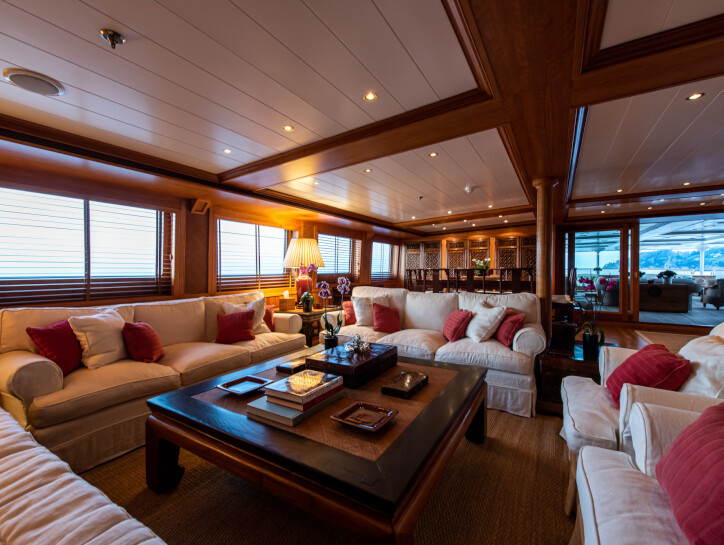 Bleu De Nîmes yacht for sale