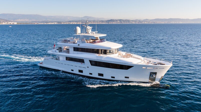 Narvalo Luxury Super Yacht For Sale