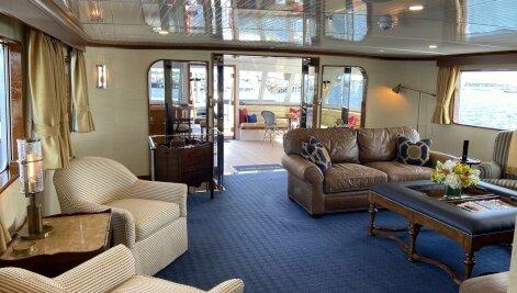 Buckpasser yacht for Sale