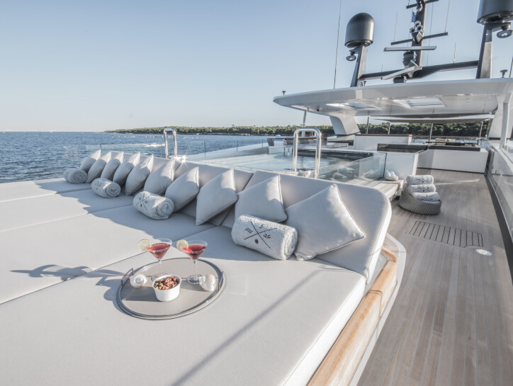 Severin*s yacht for charter
