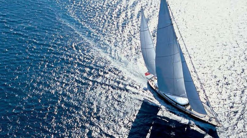 Parsifal III yacht for Charter