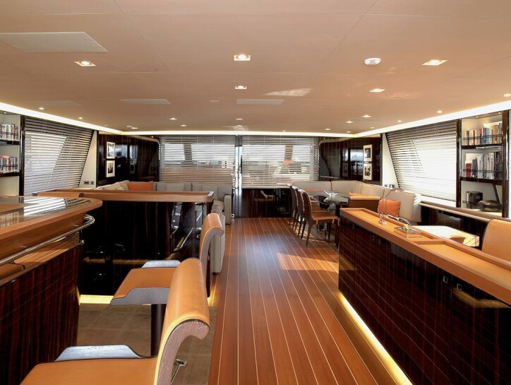 Clan VIII yacht for sale