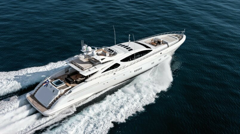 You & G Luxury Super Yacht For Sale