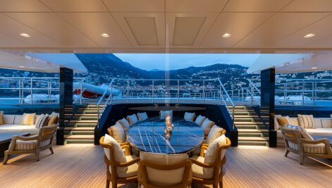 La Datcha  yacht for Charter