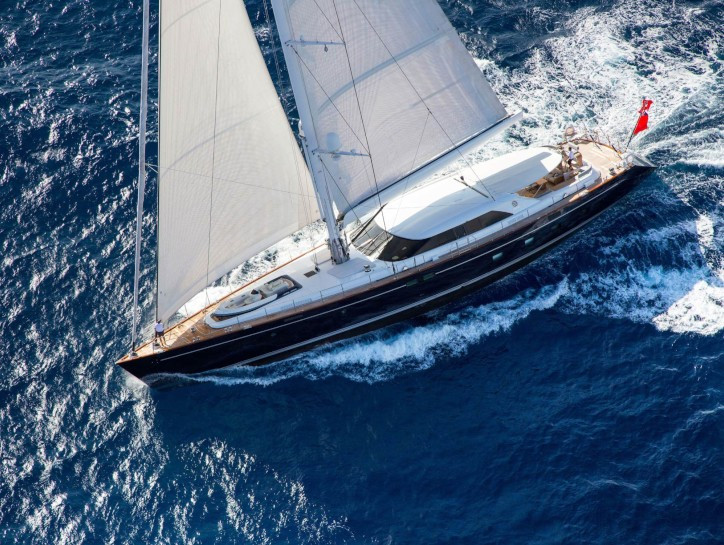 State of Grace yacht for sale