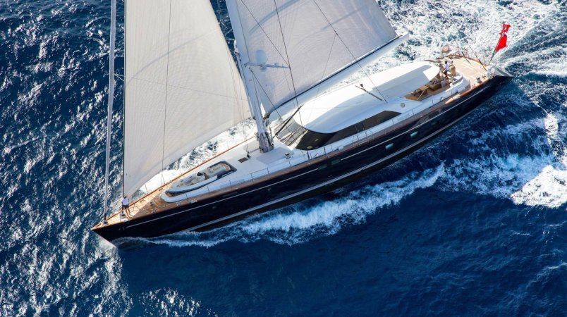 State of Grace Luxury Super Yacht For Sale