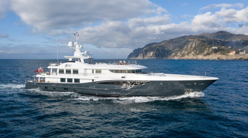 4You Luxury Super Yacht For Sale