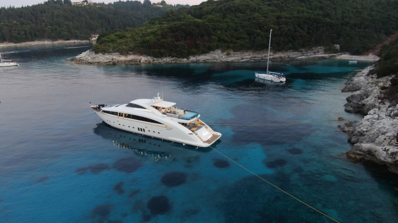Freedom Luxury Super Yacht For Sale