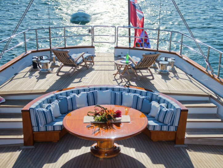 Morning Glory yacht for sale