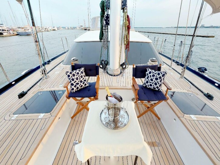 Ayni yacht for sale