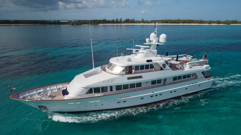 Lady Victoria Luxury Super Yacht For Sale