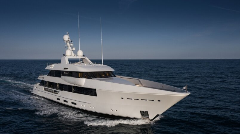 Moon Sand Luxury Super Yacht For Sale