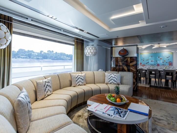 Moon Sand yacht for sale