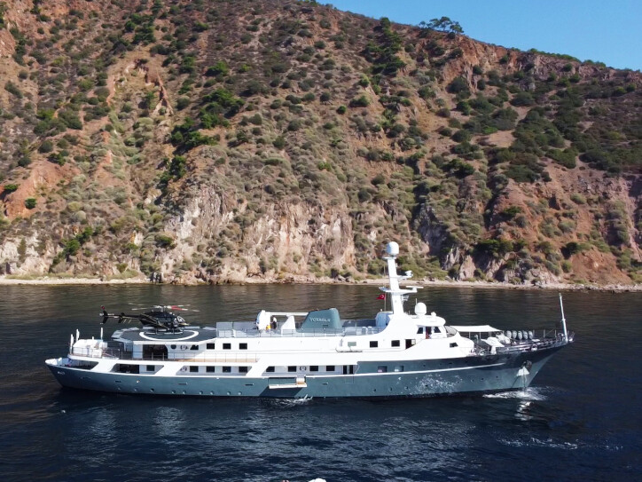 Voyager yacht for sale