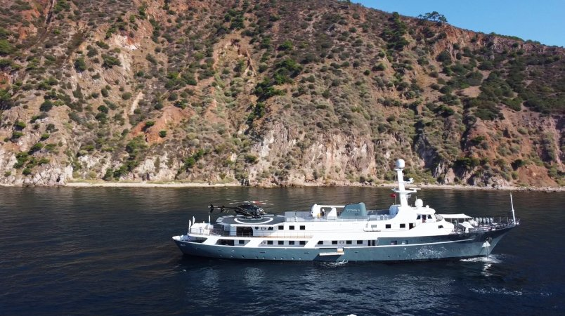 Voyager Luxury Super Yacht For Sale