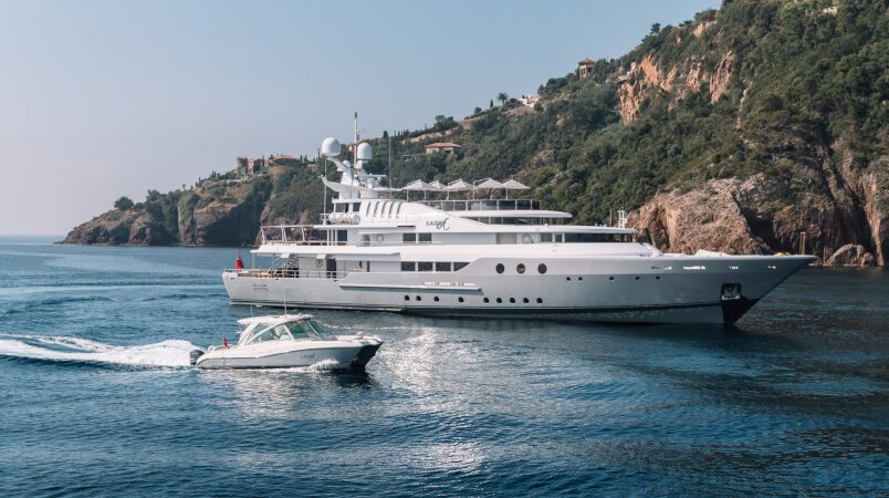 Lady A Luxury Super Yacht For Sale