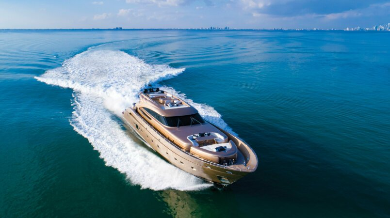 Five Waves Luxury Super Yacht For Sale