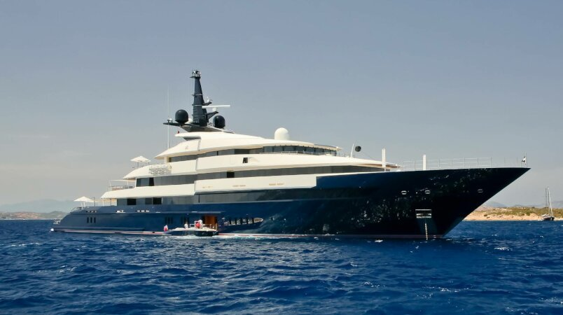 Seven Seas Luxury Super Yacht For Sale