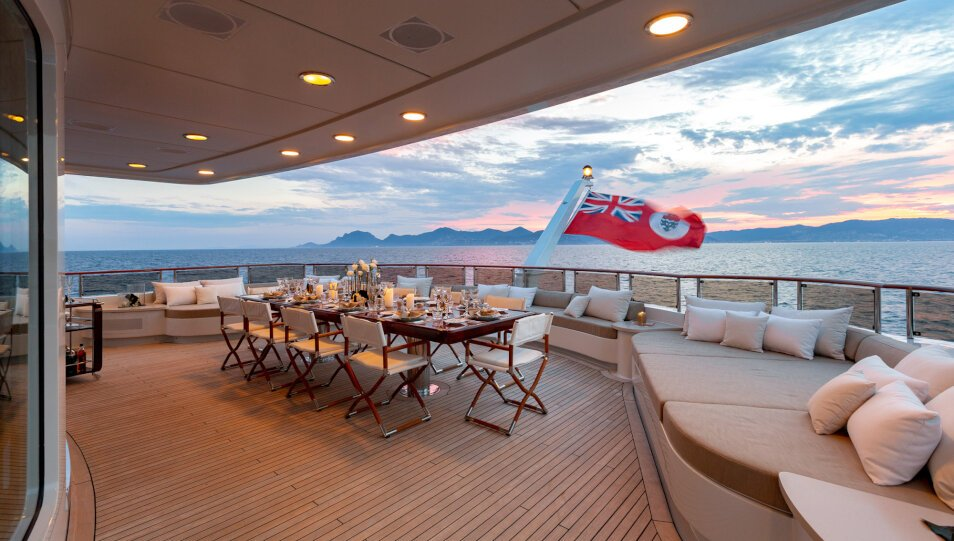Helios yacht for Charter