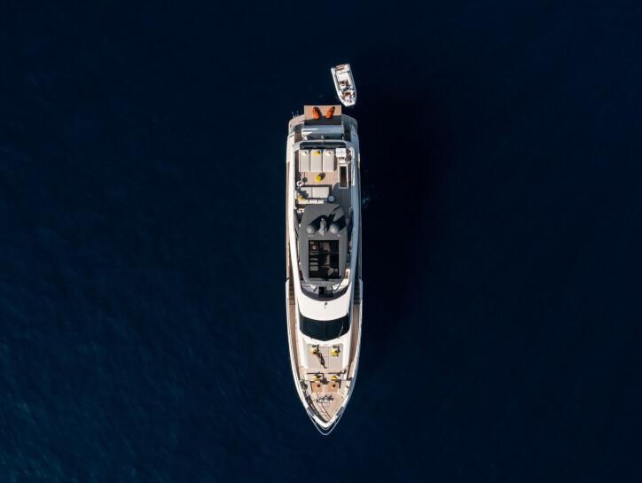 Alegria II yacht for charter