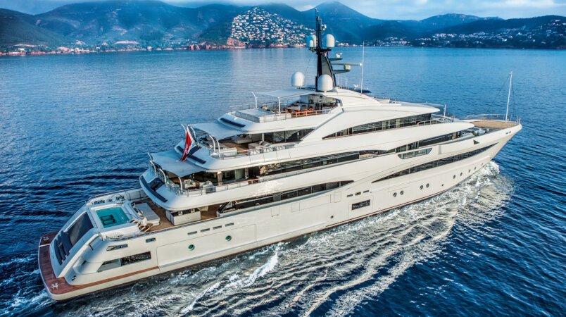Lady Jorgia yacht for Charter