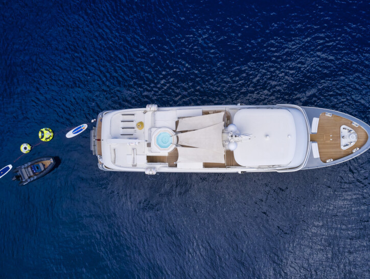Galena yacht for charter
