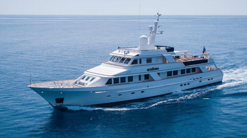 Monaco Luxury Super Yacht For Sale