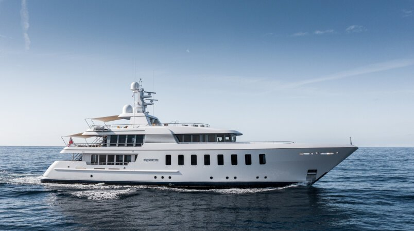 Space Luxury Super Yacht For Sale