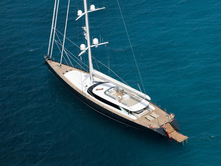Red dragon yacht for sale