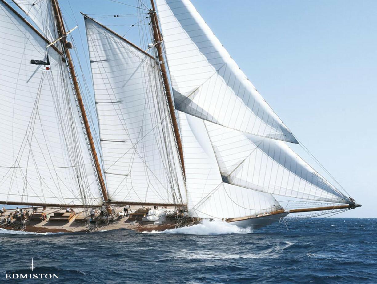 Eleonora Yacht for Sale | Van der Graaf Luxury Sail Yacht