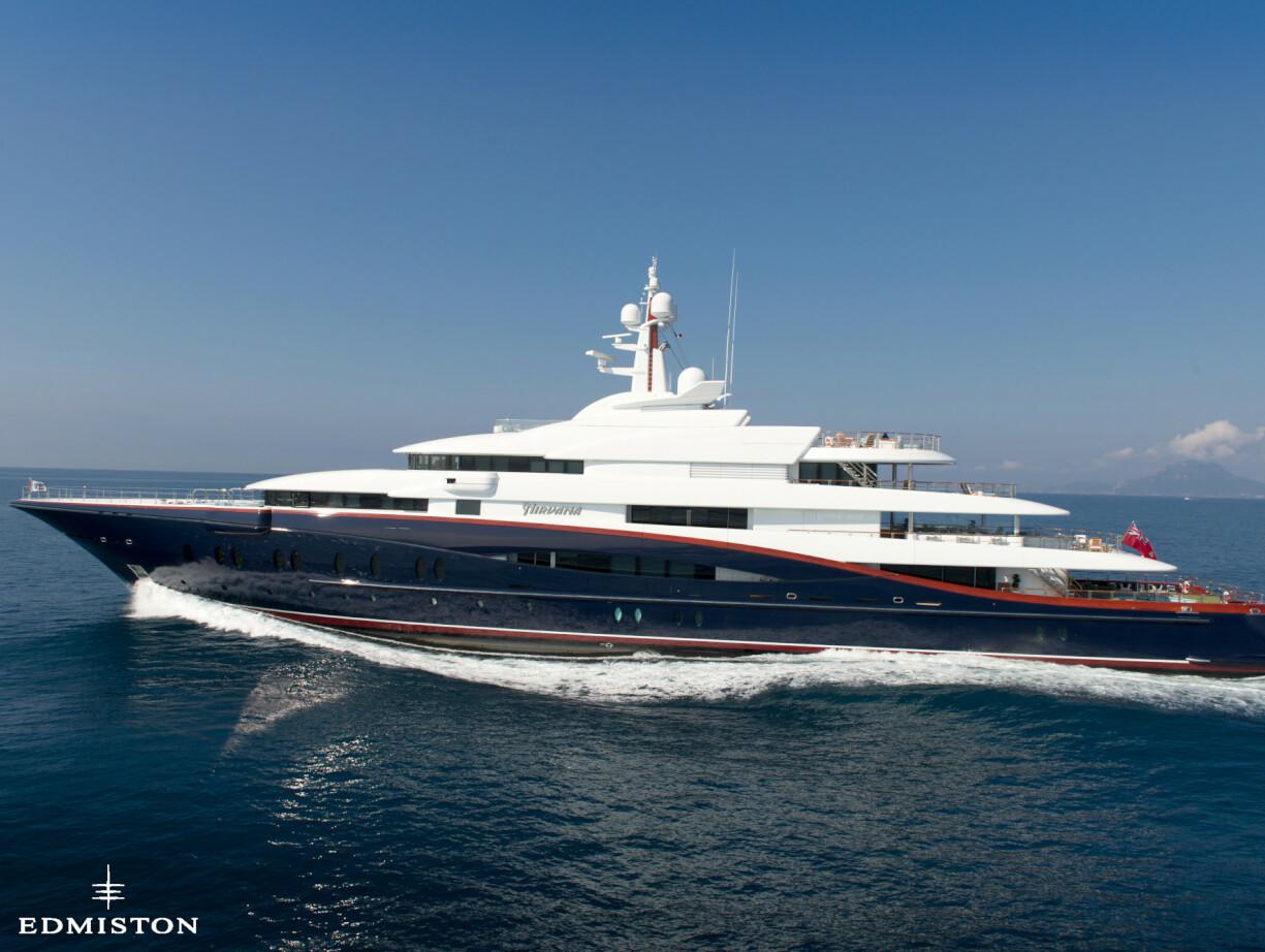 Nirvana yacht charter price oceanco luxury yacht charter - Nirvana 24 Nirvana 25 Nirvana Yacht For Charter