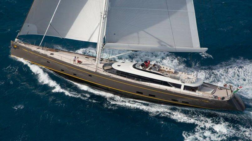 Ohana yacht for Charter