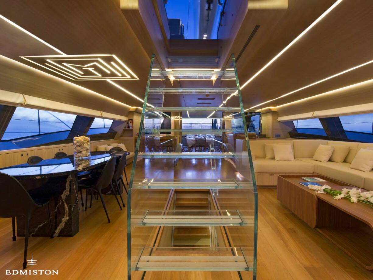 Ohana Yacht Charter | Fitzroy Yachts Luxury Sail Yacht