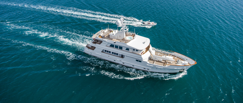 Relentless Yacht for Sale   Kingship Marine Ltd Luxury Motor Yacht ...