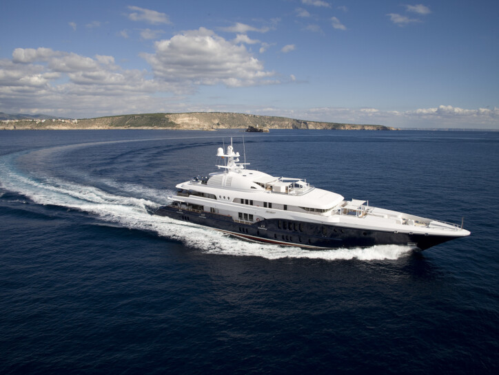 Sycara V yacht for charter