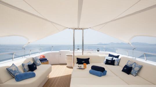 La Mascarade Yacht Charter | Feadship Luxury Motor Yacht | Edmiston