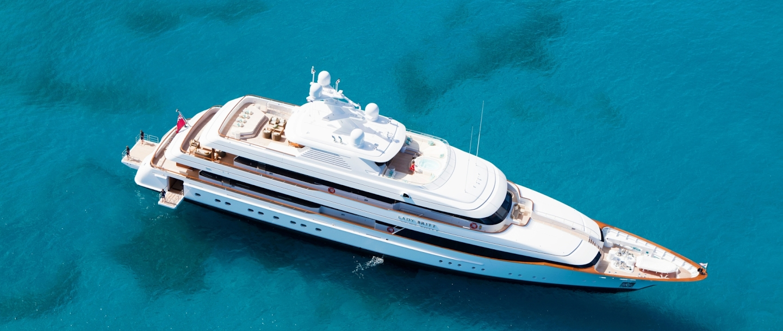 Lady Britt Yacht Charter   Feadship Luxury Motor Yacht   Edmiston