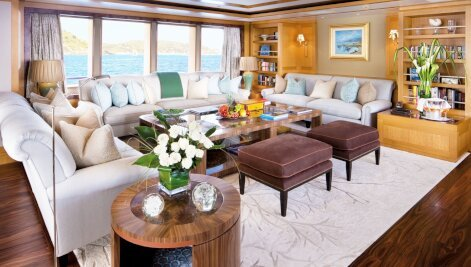 Lady Britt yacht for Charter