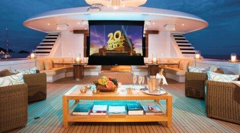 Lady Britt yacht for Charter