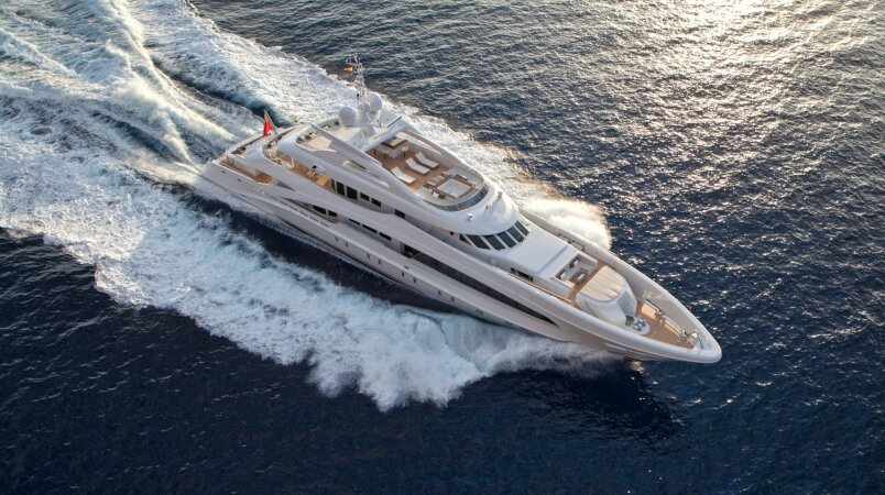 Septimus Luxury Super Yacht For Sale