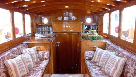 Thendara yacht for Sale