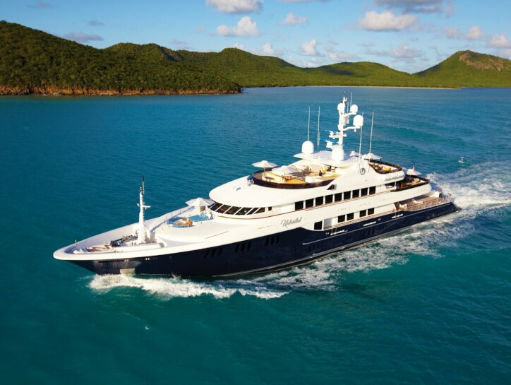 Unbridled yacht for charter