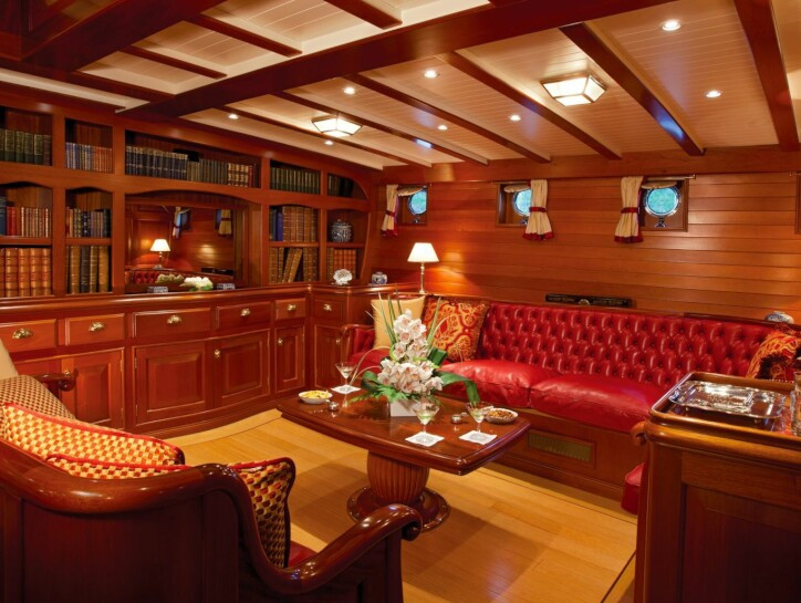 Elena yacht for charter