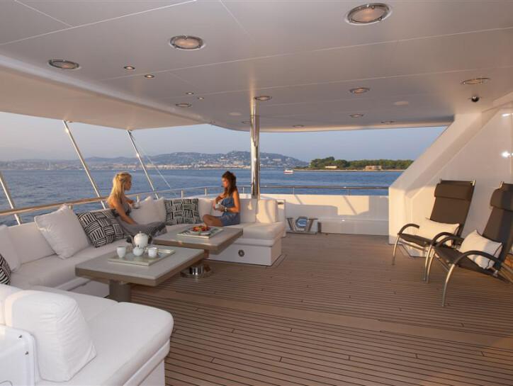 Hurricane Run yacht for charter
