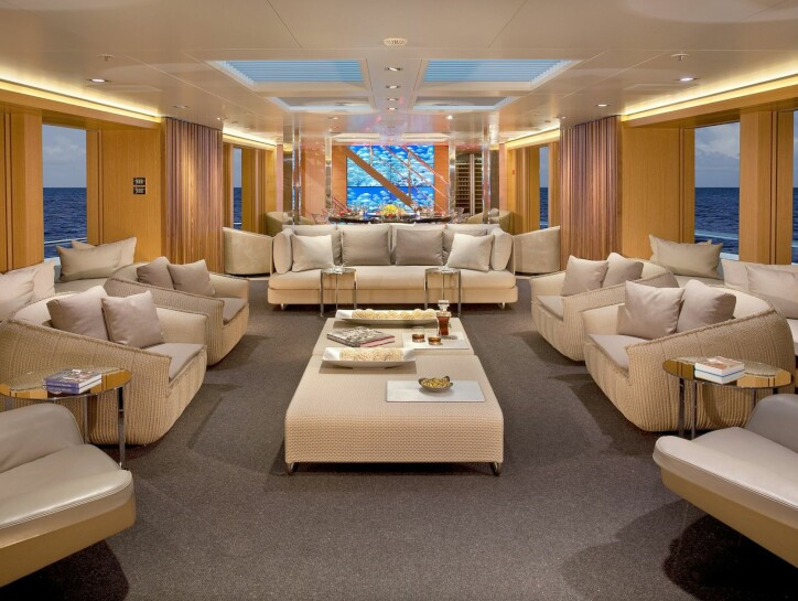 Big Fish yacht for charter