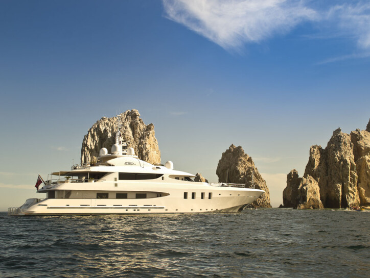 Azteca II yacht for sale